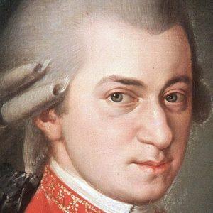 Portraitfoto Mozart